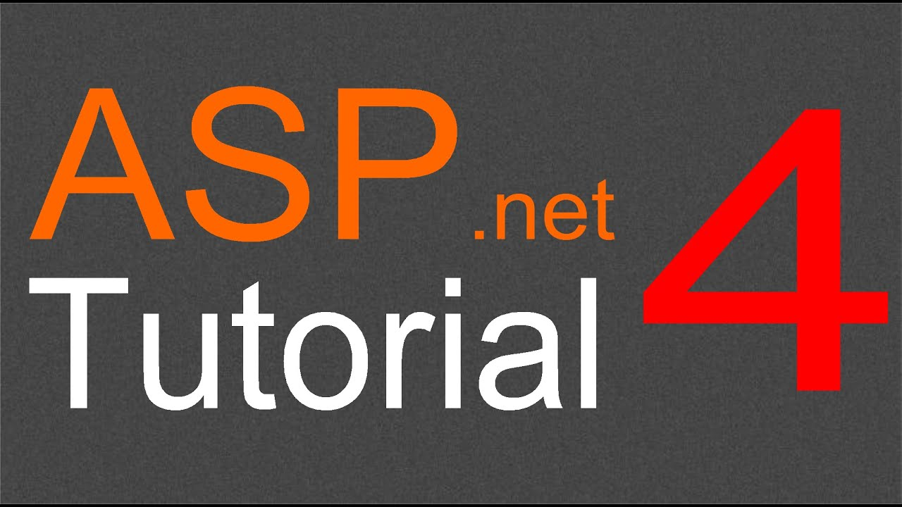 asp net tutorial for beginners 04 loading up the default aspx