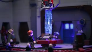 LEGO Doctor Who | The Dalek Incursion | Part 2