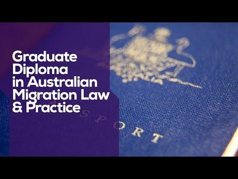 Immigration law australia course
