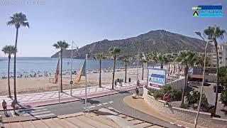 Preview of stream Webcam Playa del Albir