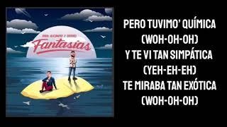 Rauw Alejandro ❌ Farruko - Fantasías (Unplugged Letra).mp3