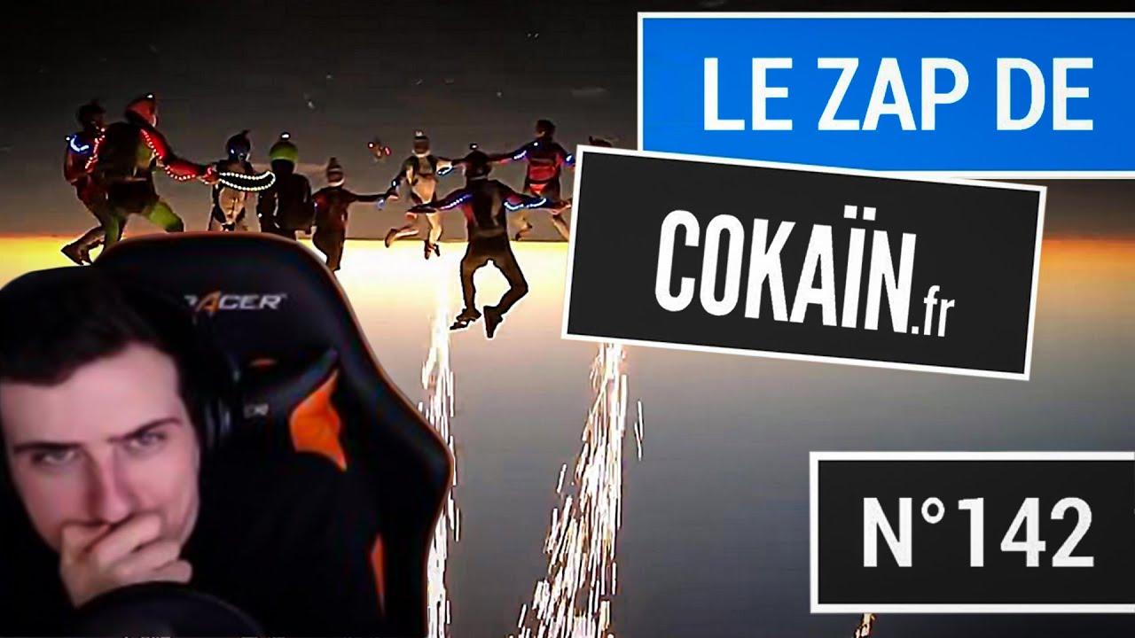 Hellyeahplay смотрит: Le Zap de Cokaïn.fr n°142