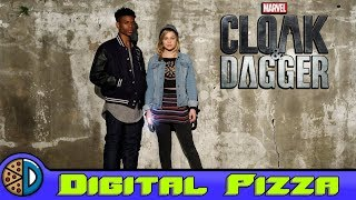 Cloak and Dagger Trailer Reaction (Digital Pizza)