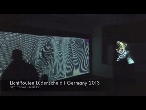 LichtRouten 2013 - Forum of Light in Fine Art and Design - Complete Projects
