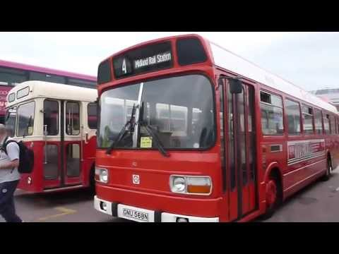 BUSES Festival 2015 | Heritage Motor Centre, Gaydon | 23/08/2015