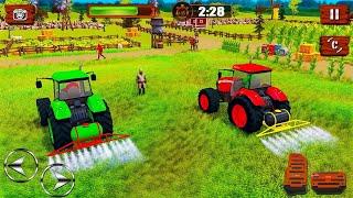 Tractor Cargo Transport : Farming Simulator 2 - Best Android Gameplay HD screenshot 3
