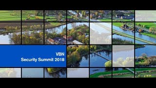 VBN Security Summit 2018 - Trailer