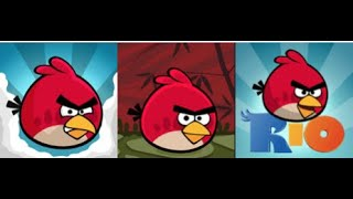 How to download Angry Birds old version 1.6.3 on iOS (Read Description First)