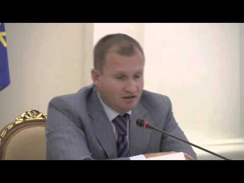 Вячеслав Вахрин заместитель губернатора Тюменской области