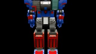 ROBLOX - Cómo obtener Transformers Titans Return Gear