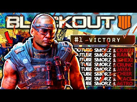 """HOW TO UNLOCK CHARACTERS IN BLACKOUT """"AJAX"""" TUTORIAL AND GAMEPLAY (CALL OF DUTY BLACK OPS 4)"""