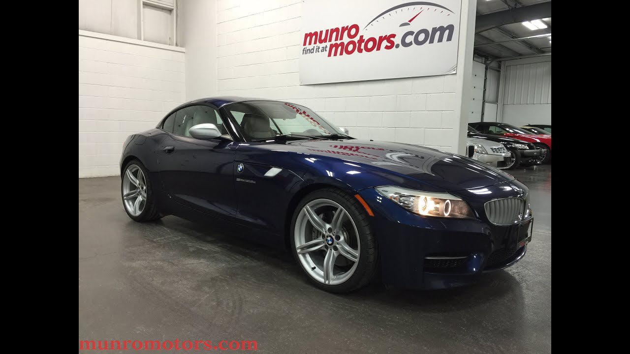 2011 Bmw Z4 Sdrive 35is M Sport Hardtop Convertible Sold
