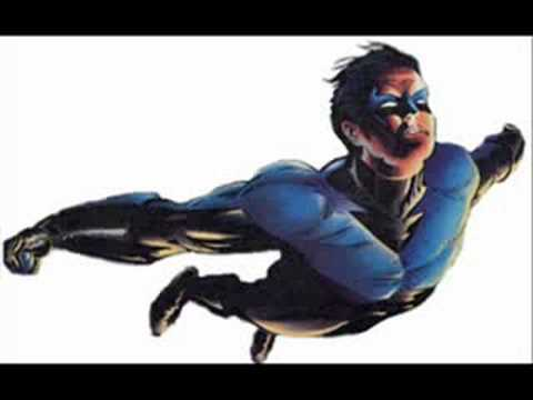 Tribute To Nightwing - Rooftops