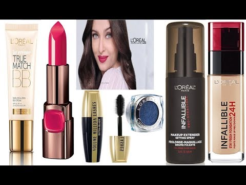 Top 10 Best L Oreal Makeup Products In India With