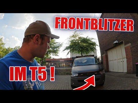 Frontblitzer in den T5 Adventurebus ! | ItsMarvin