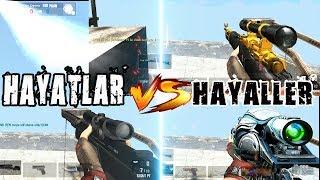 WOLFTEAM HAYALLER VS HAYATLAR !