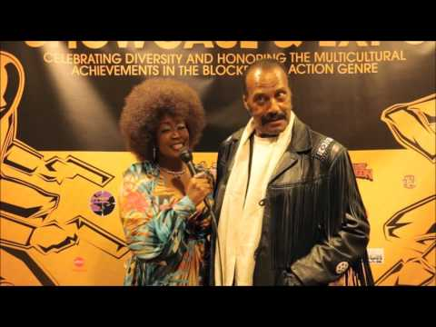 UASE 2016 Red Carpet AMC Theaters Times Square with Fred Williamson