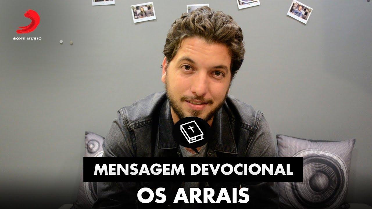 Mensagem Devocional - Tiago Arrais