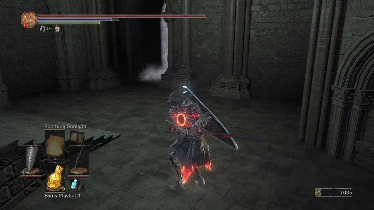 Dark Souls 3 Katana