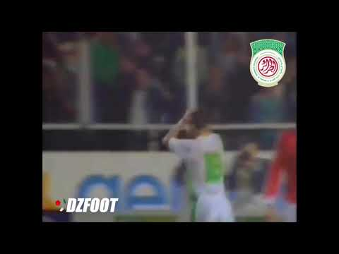 [1990 Africa Cup of Nations] Algeria 2-0 Egypt - Djamel Amani & Moussa Saib goals