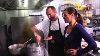 Nature' Oasis On Durango Cooks - Butternut Squash Risotto