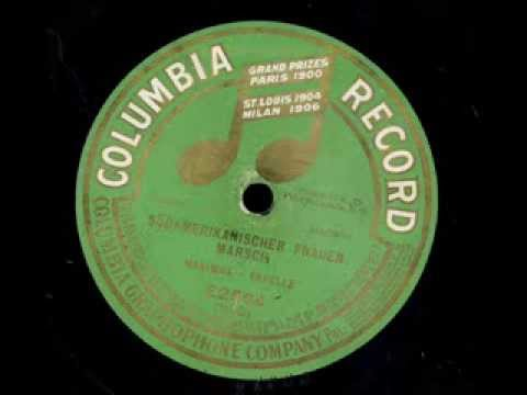 ANTIQUE GERMAN RECORDS: 1910 TO 1920 - 78 RPM RECORDS - GERMAN - GERMANY