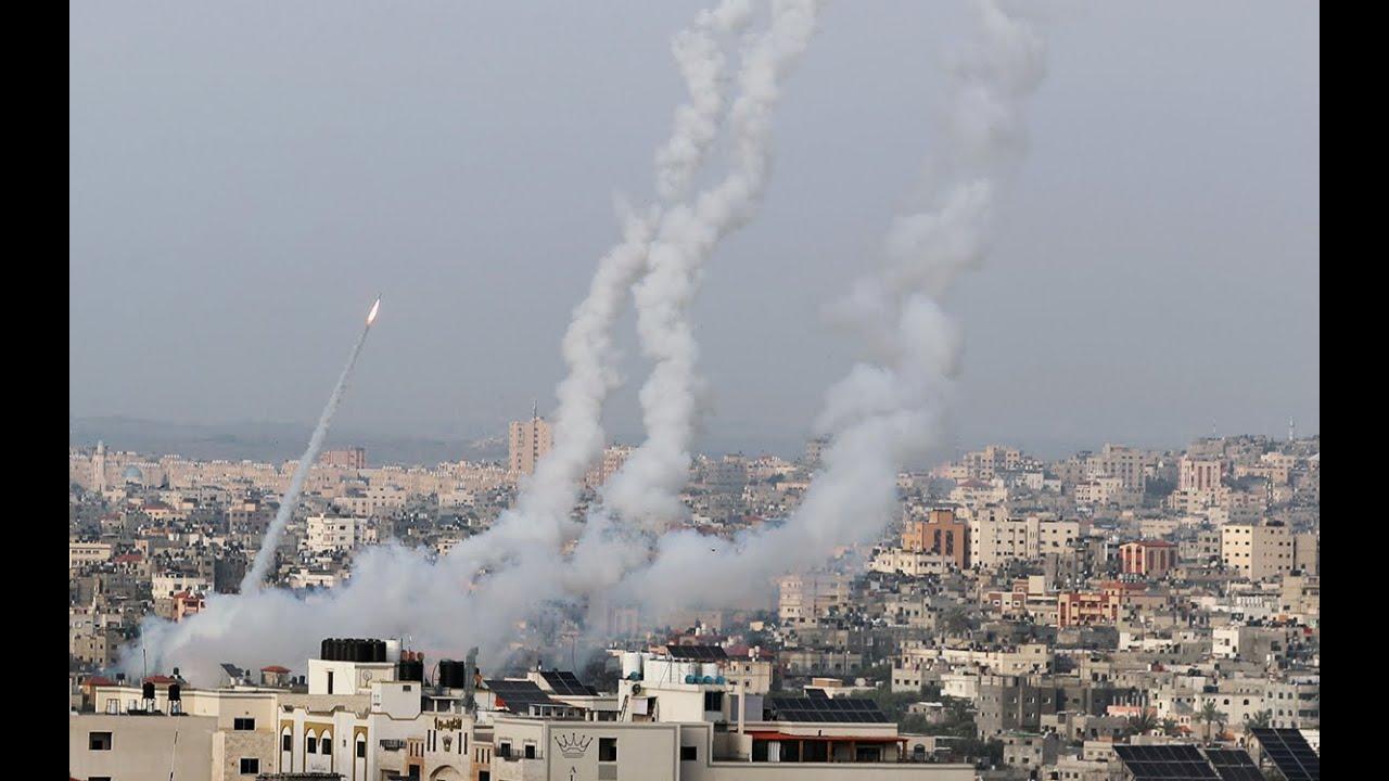 Сектор Газа под обстрелом на фоне войны Израиля и Палестины. Прямая трансляция