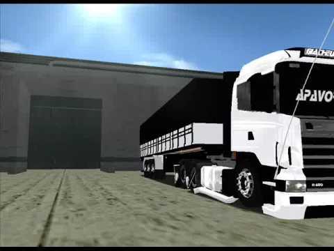 freio motor para haulin