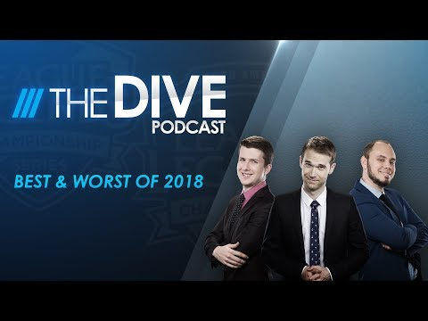 The Dive: Best & Worst of 2018 (Season 2, Episode 34)