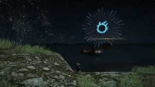 FFXIV Moonfire Faire 2015 - Fireworks over North Bloodshore