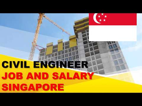 Civil Engineer Salary in Singapore - Jobs and Salaries in Singapore