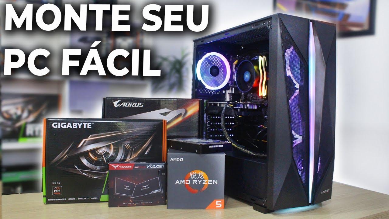 Download COMO MONTAR UM PC GAMER (COMPUTADOR) PASSO A PASSO - COMPLETO 2020