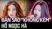 Hồ Ngọc Hà 'Đừng Như Thói Quen' phiên bản Ca Sĩ Thần Tượng