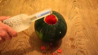 Vodka-wassermelonen-smoothie