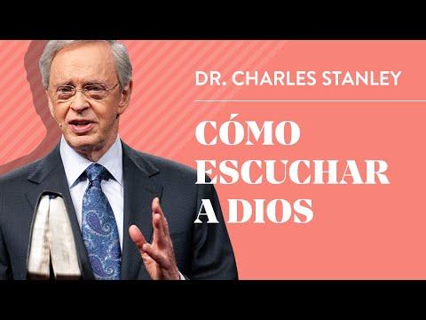 Cómo escuchar a Dios – Dr. Charles Stanley