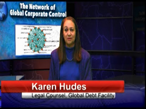 Network of Global Corporate Control 1 19 Global Currency Reset