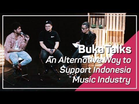 Cara Nyata Dukung Industri Musik Indonesia | BukaTalks Mp3
