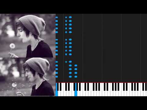 How To Play Remembering Sunday By All Time Low On Piano Sheet Music