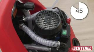 How to powerflush a central heating system (2/2)