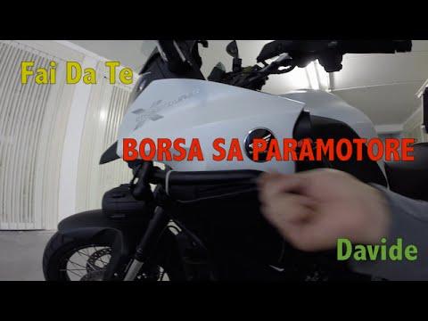 Borsa da paramotore accessori moto fai da te youtube for Laghetto per anatre fai da te