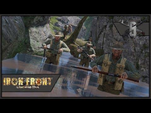 Australians vs Japanese Ambushers, Kokoda Trail - ArmA 3 WW2 Mod Gameplay 1440p60