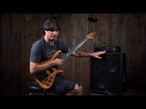 Music Villa -Bergantino Forte HP Bass Head Review