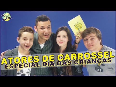ATORES DE CARROSSEL - DIA DAS CRIANÇAS