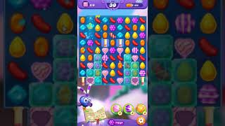 Candy Crush Friends Saga Level 143 NO BOOSTERS  A S GAMING
