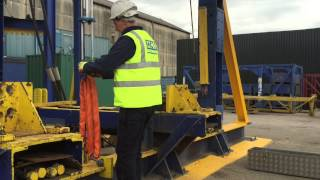 MCTS Push Pull Hydraulic Equipment