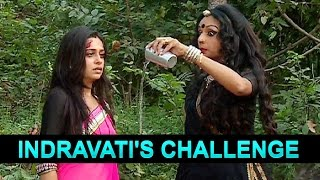 Find out the challenges that Indravati has given to Simar