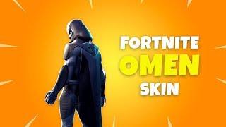 Omen Skin Arrives! - Fortnite Battle Royale Daily Items Update