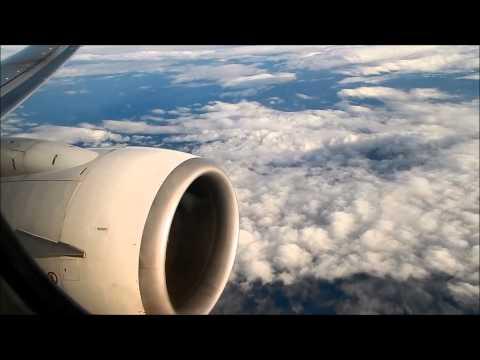 **Amazing View** Ryanair Boeing 737-800 EI-EKP on board Take-Off and Landing-Dublin to Leeds