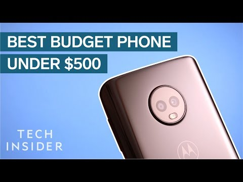 2018 Best Phone You Can Buy vs. Under $500