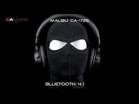 Bezprzewodowe słuchawki nauszne Malibu CA1725
